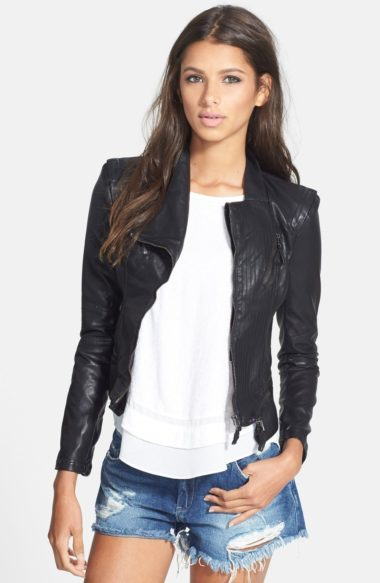 How to Find the Perfect Faux Leather Jacket