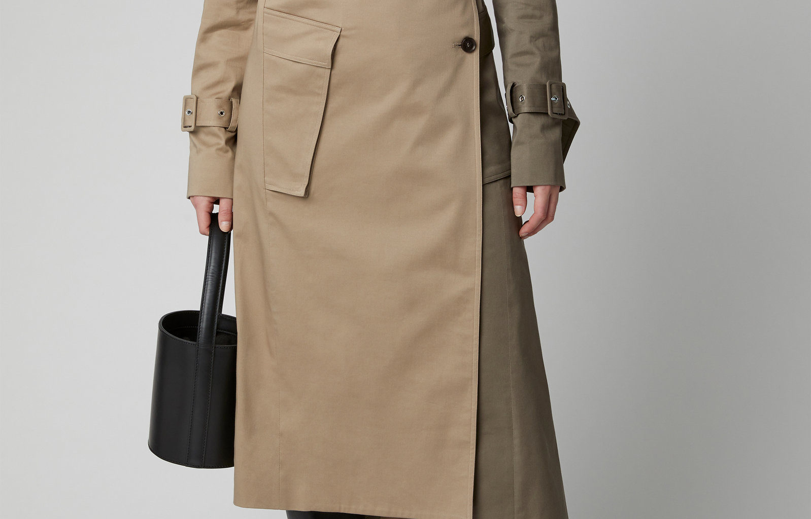 How to Shop a Trench Coat for Tall Women
