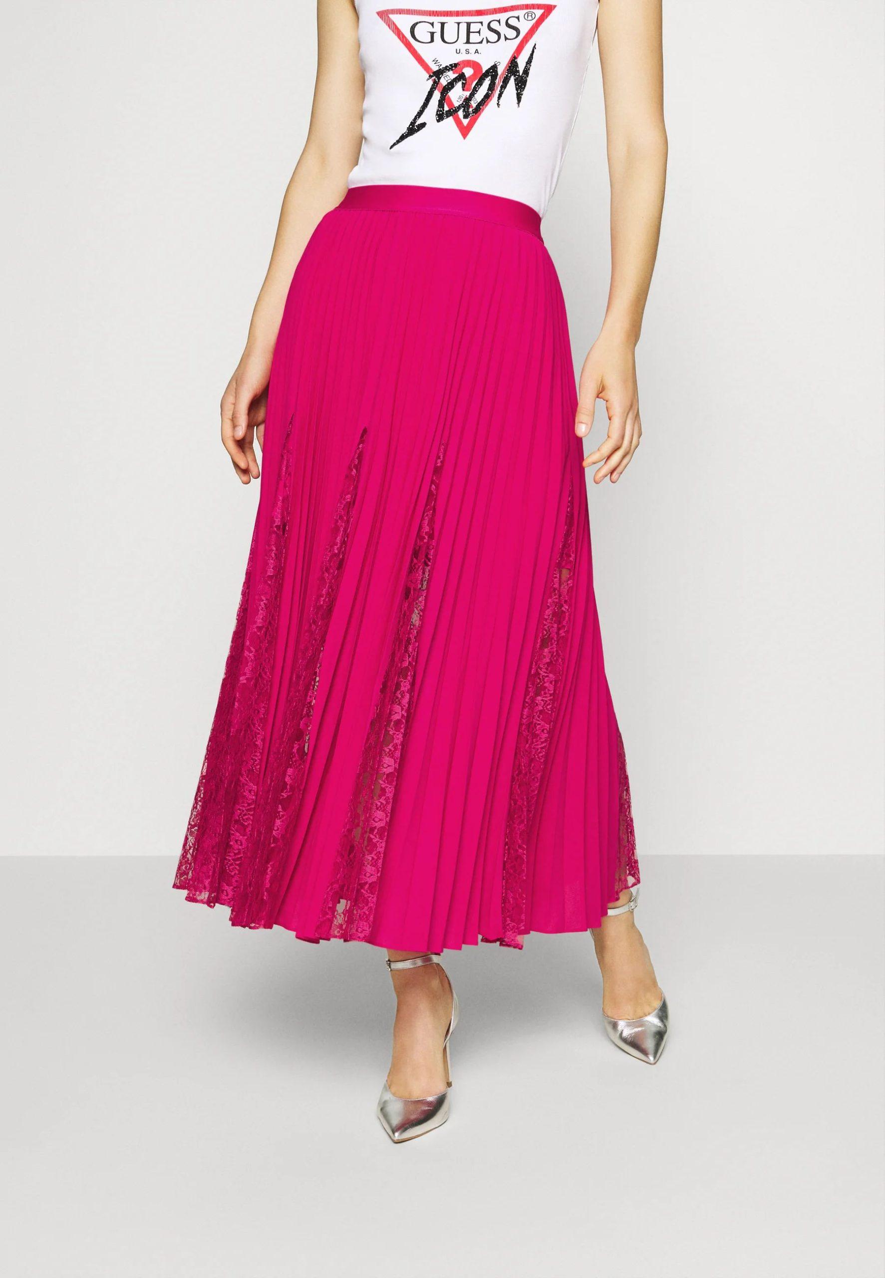 LUISA SKIRT - Pleated skirt