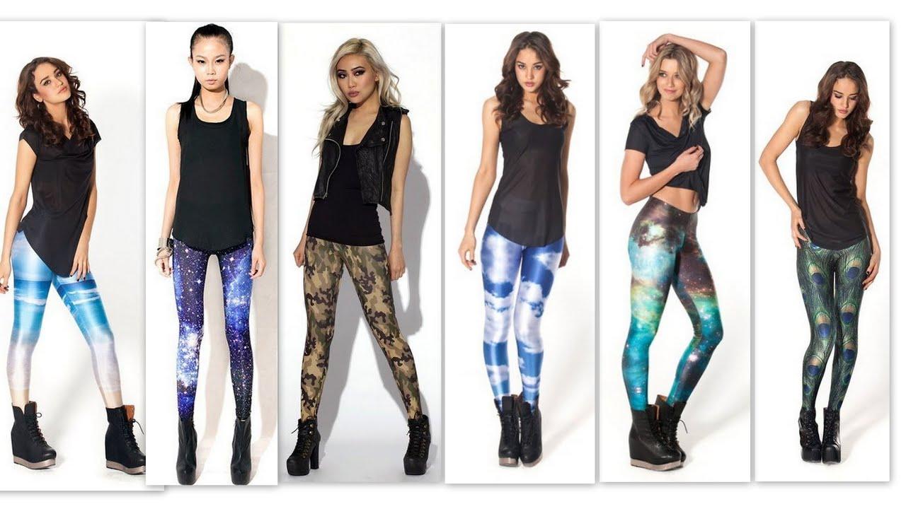 Leggings Fashion Trends