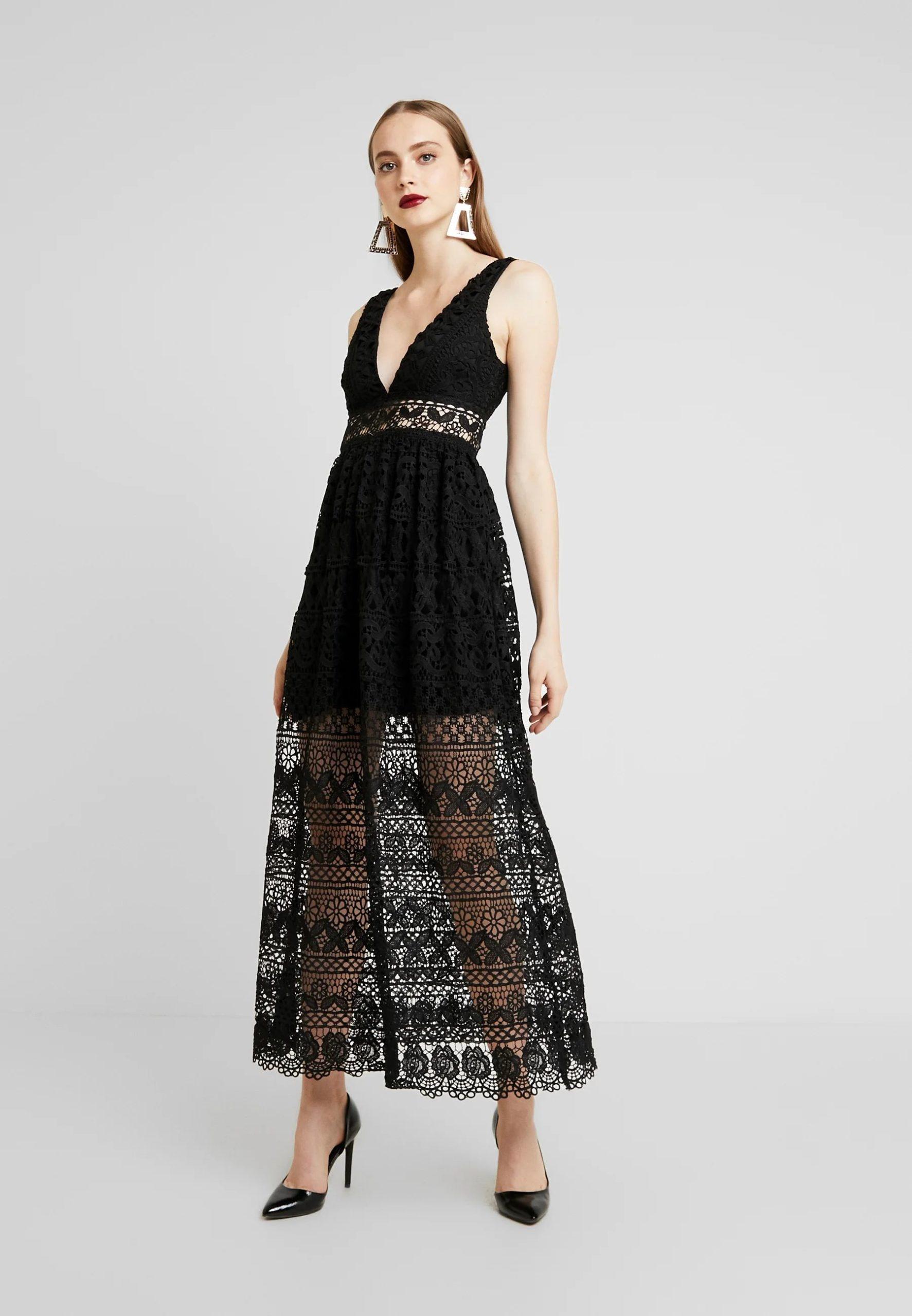 Love Triangle ELINA MAXI DRESS - Occasion Wear