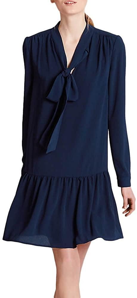 LoveURAPpearance Women's Loose Fit Drop Waist Dress - Regular and Plus Size