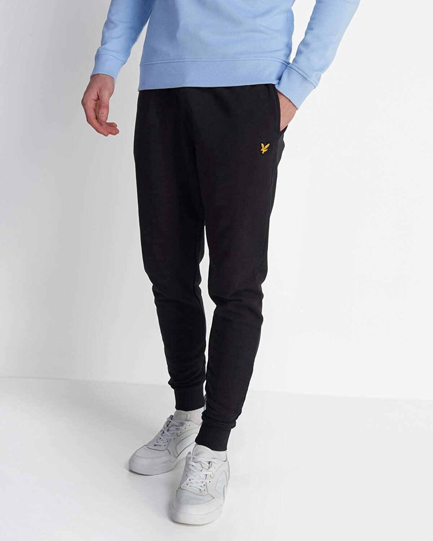 Lyle and Scott Men Men's Skinny Sweatpants - Cotton