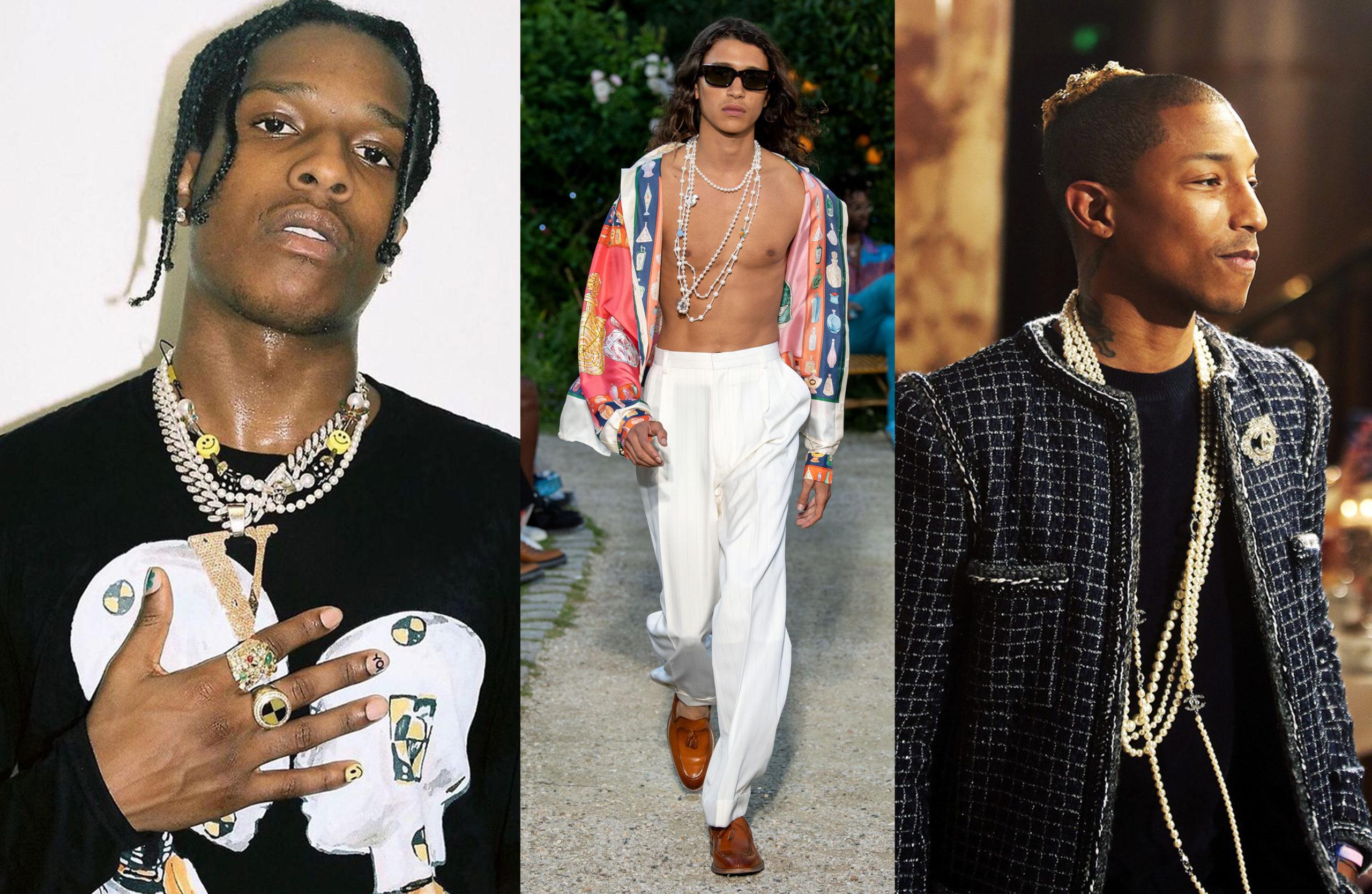 Men's Necklaces Trends