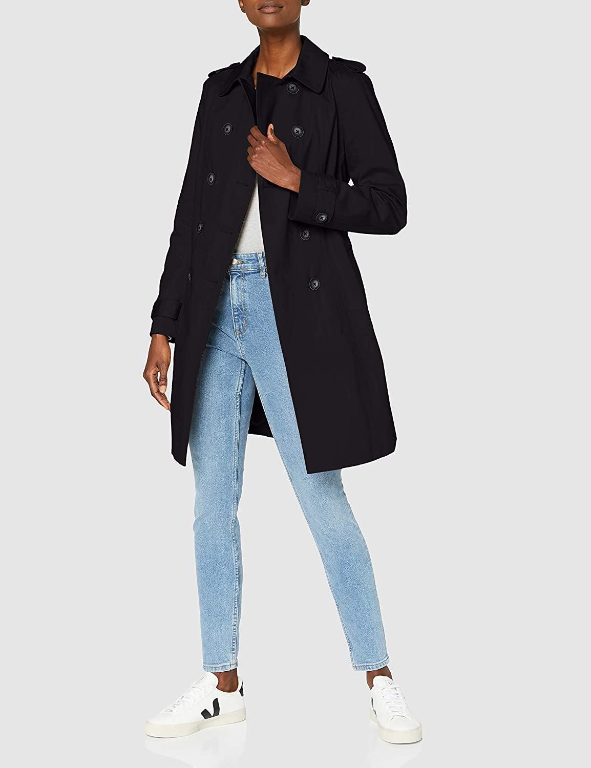 MERAKI Women's Trench Coat