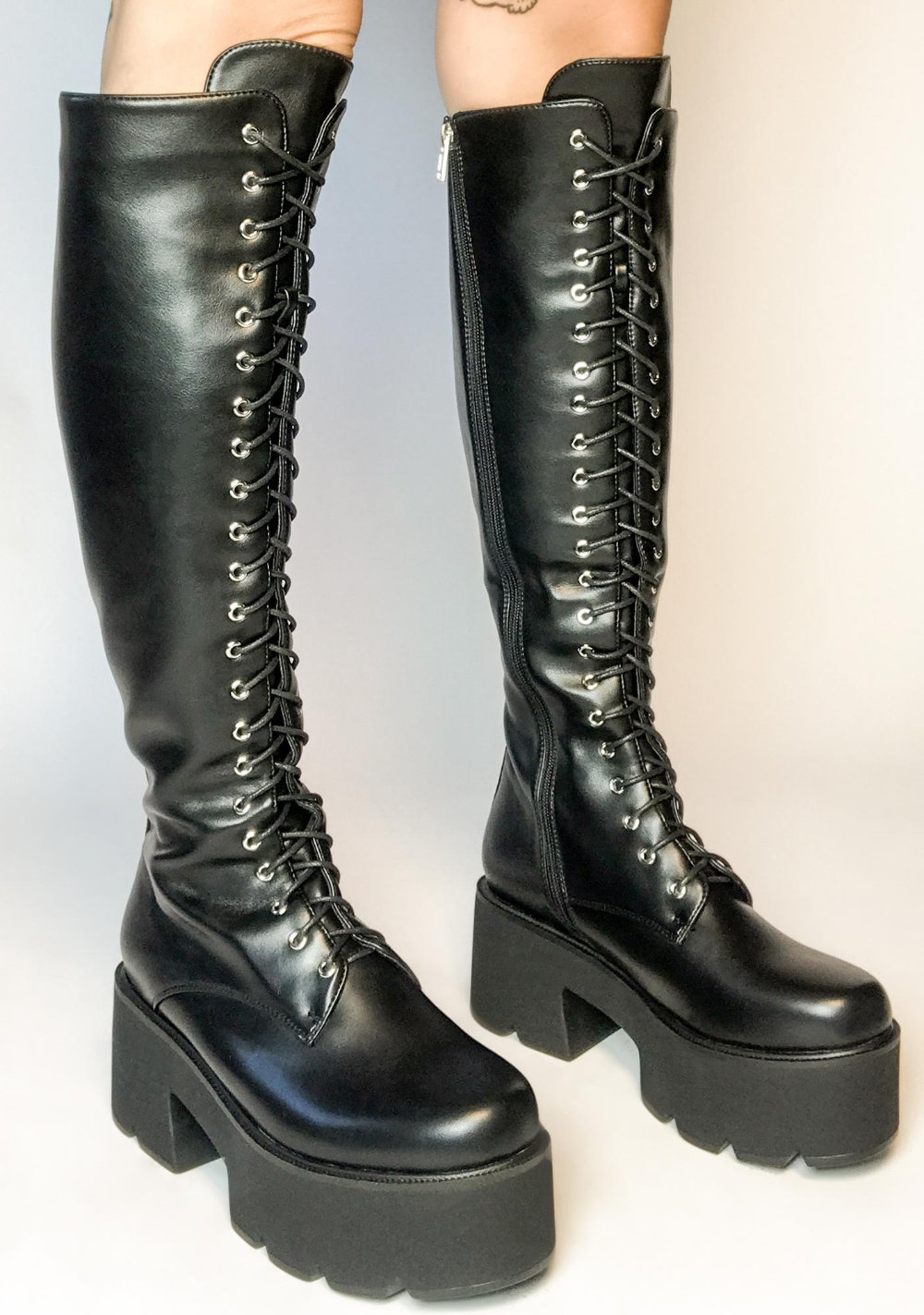 Makin' Changes Knee High Boots