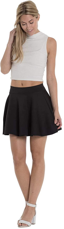 Marc Olivier Women's Mini Skater Skirt