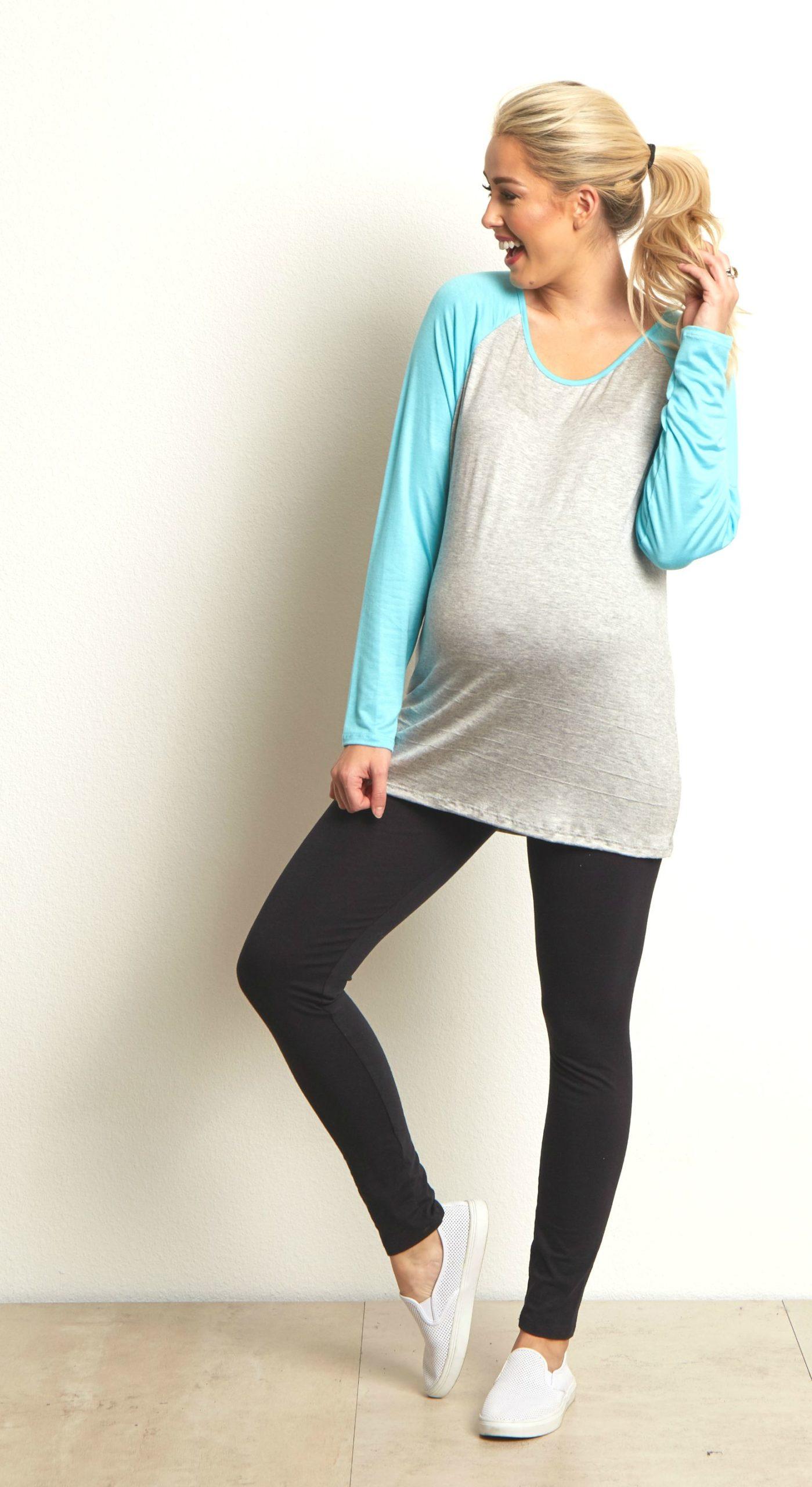 Maternity Pregnancy Top T Shirt