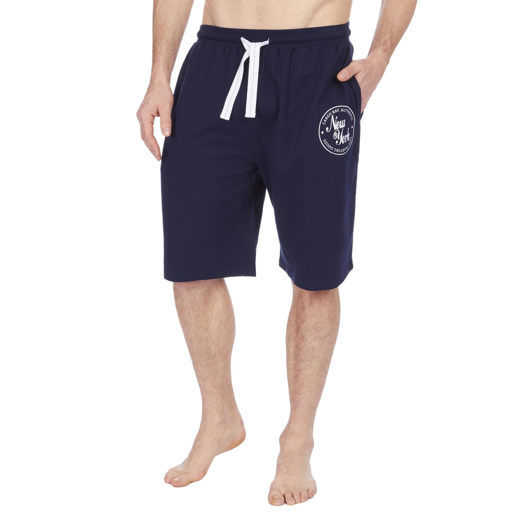 Men's French Terry Lounge Shorts
