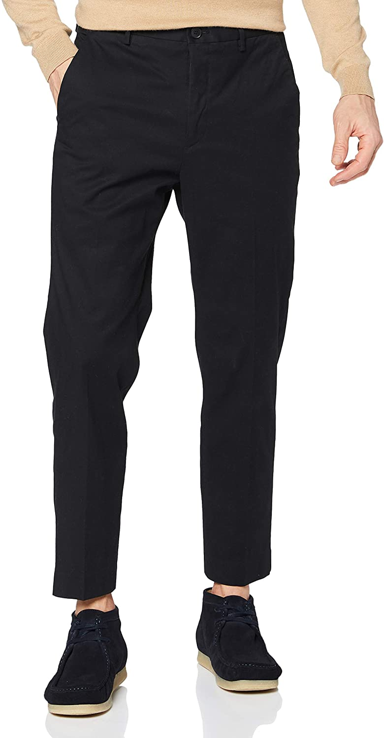 Men's Tapered Slim Fit Chinos