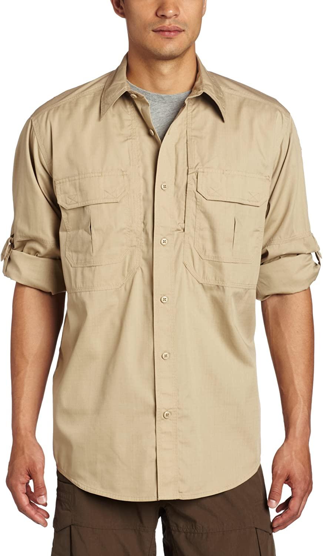 5.11 Men's TacLite Professional Long Sleeve Shirt