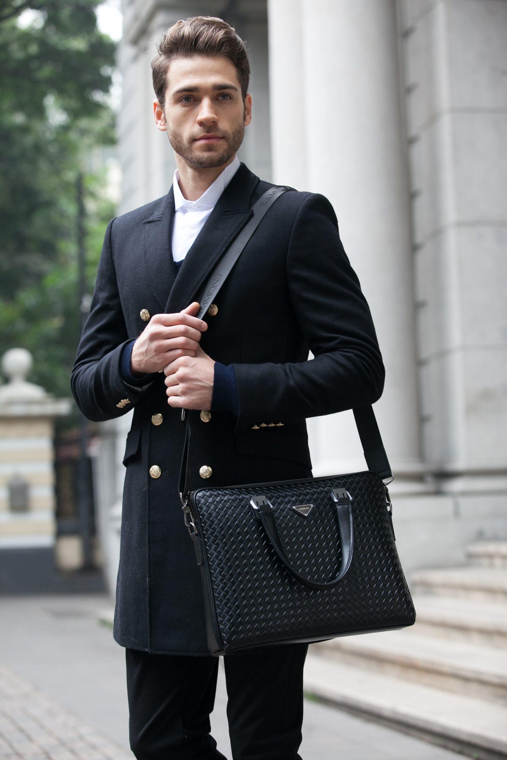 Men's pullover bags