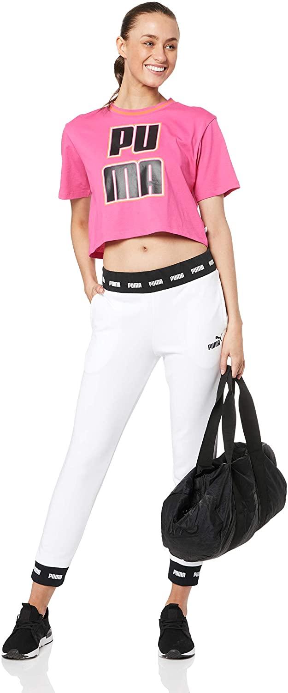 PUMA Women's Amplified Sweat Pants Tr Cl Sweatpants