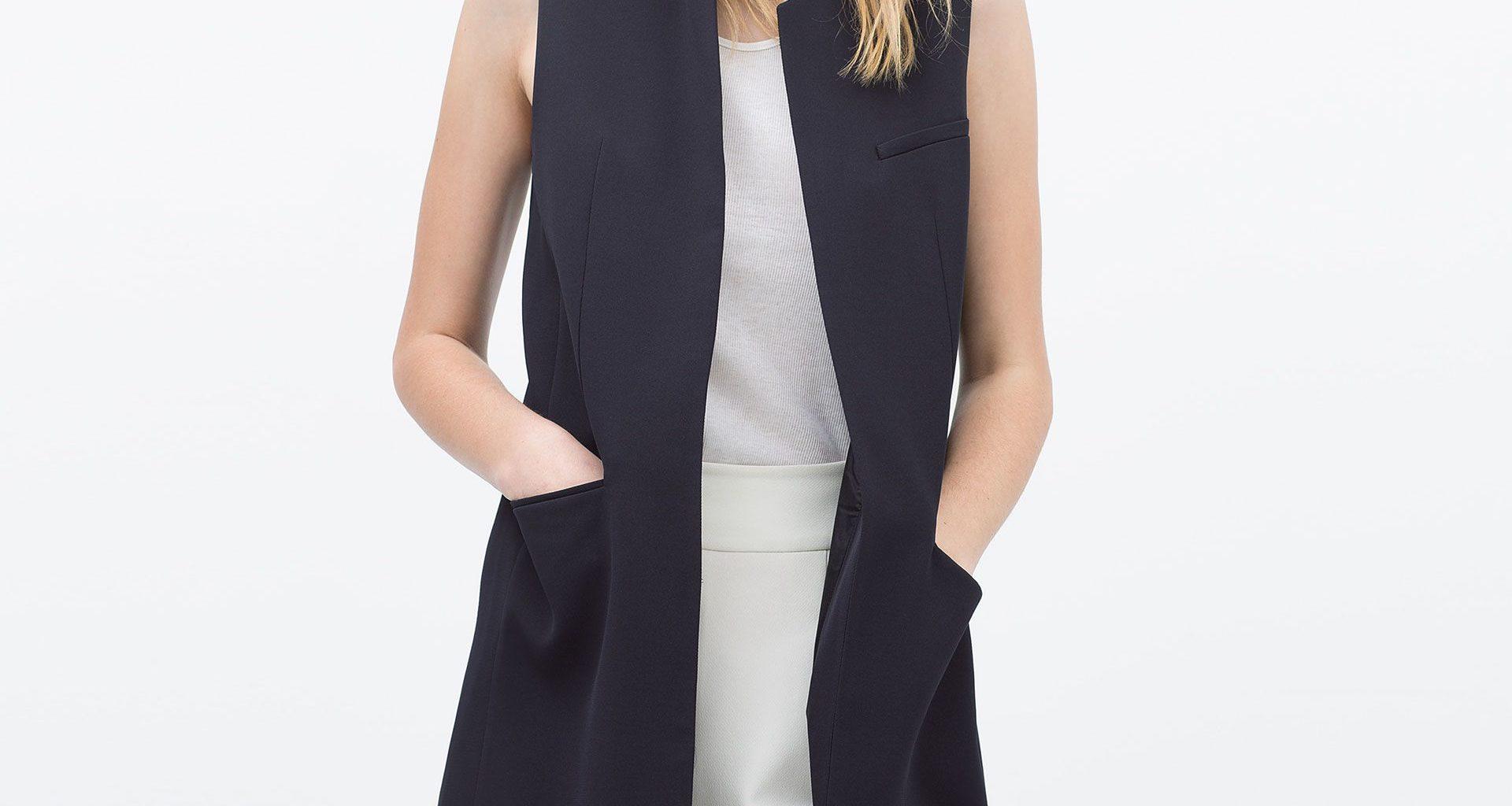 Hot Tips for Wearing a Sleeveless Blazer
