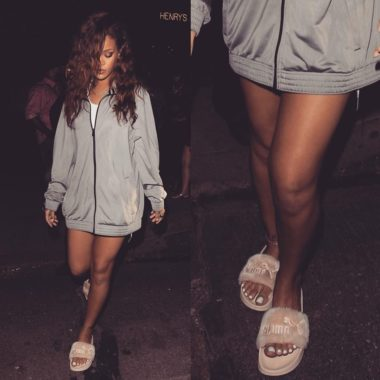 Rihanna Sliders are Perfect for Women of All Ages