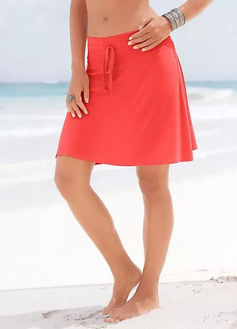 Smock Insert Skirt by Beachtime