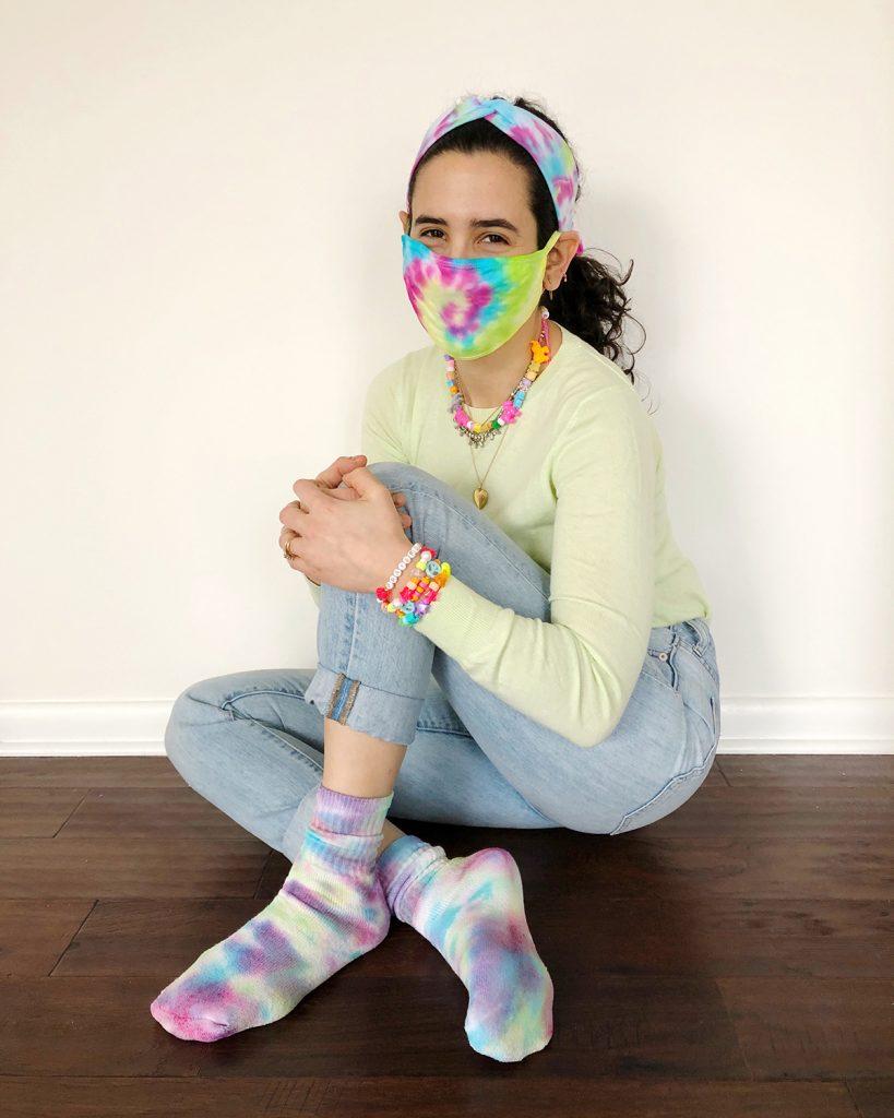 Tie Dye accessories