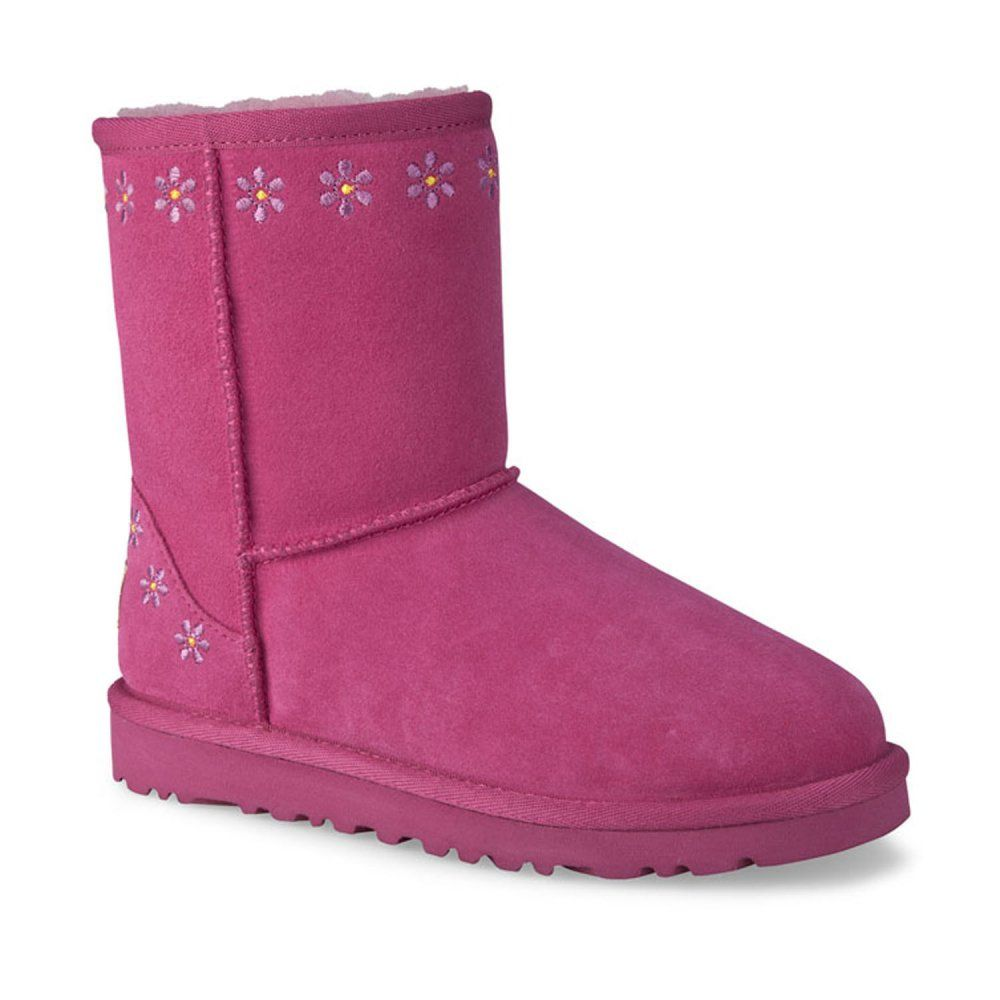 UGG Classic Embroidery Boot