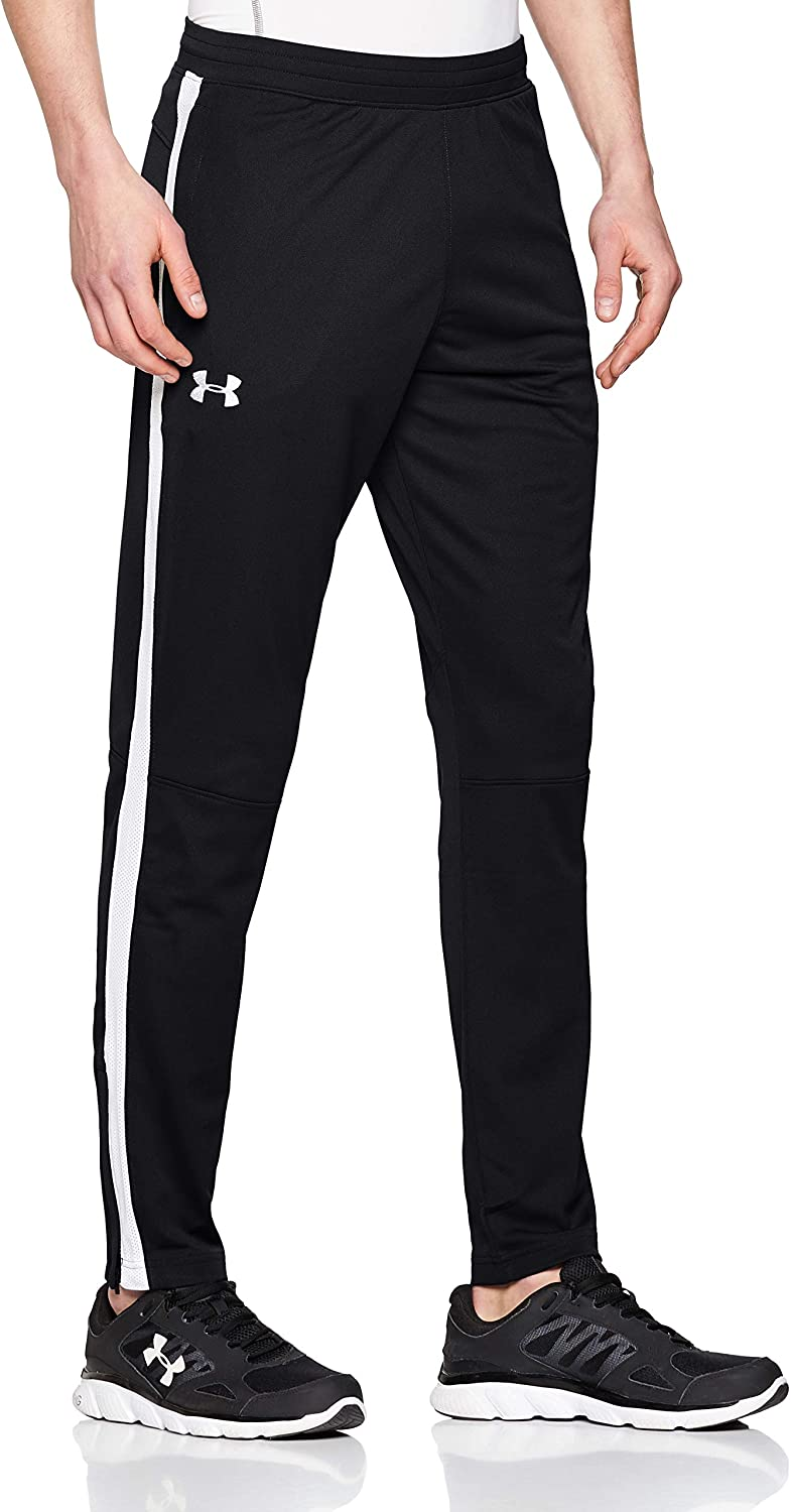 Under Armour SPORTSTYLE PIQUE TRACK Pants, Light and Quick-Drying Tracksuit Bottoms, Comfortable Men's Joggers for Workouts and Sport Men