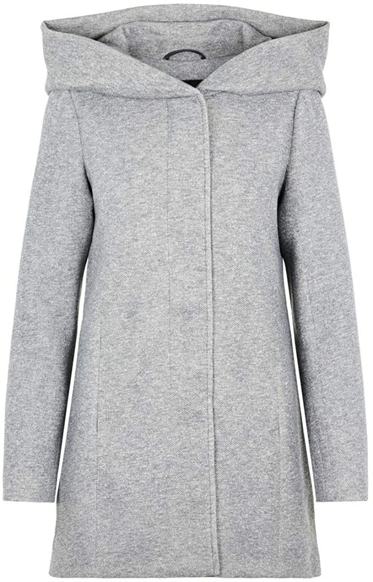 Vero Moda Women's Vmverodona Ls Jacket Noos Coat