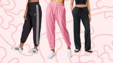 Women Love Cuffed Sweatpants