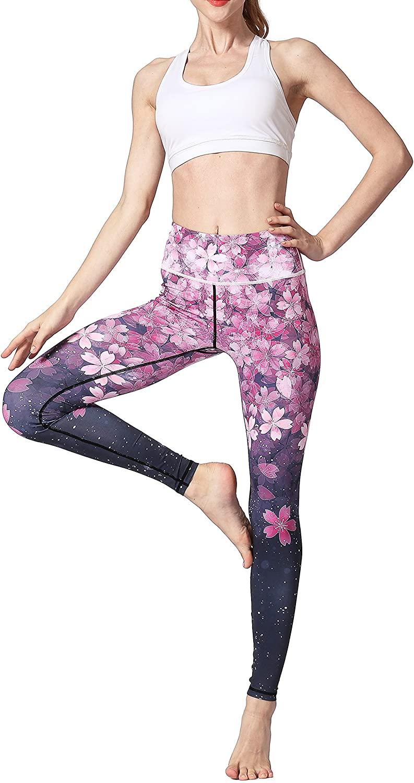 Women's Floral Printed Legging
