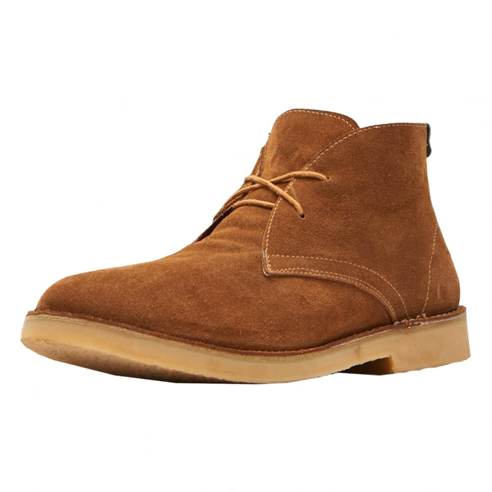 Woodston Men's Suede Desert Boot (T)