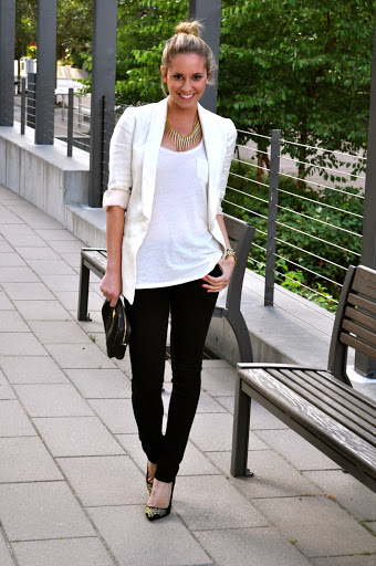 classic black-and-white styles