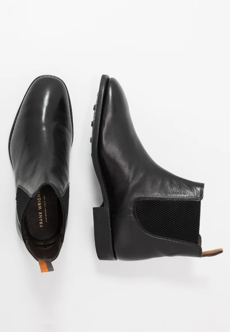 Frank Wright SPADER - Classic ankle boots - black
