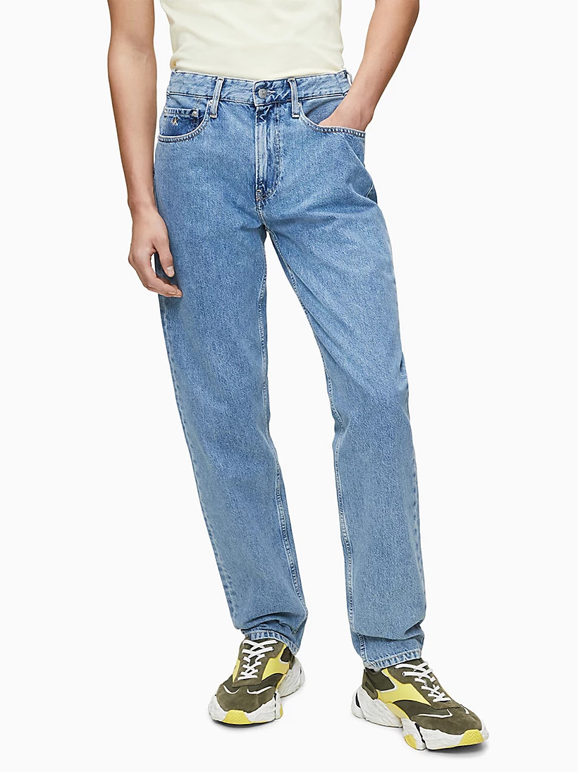 UTILITY BAGGY JEANS