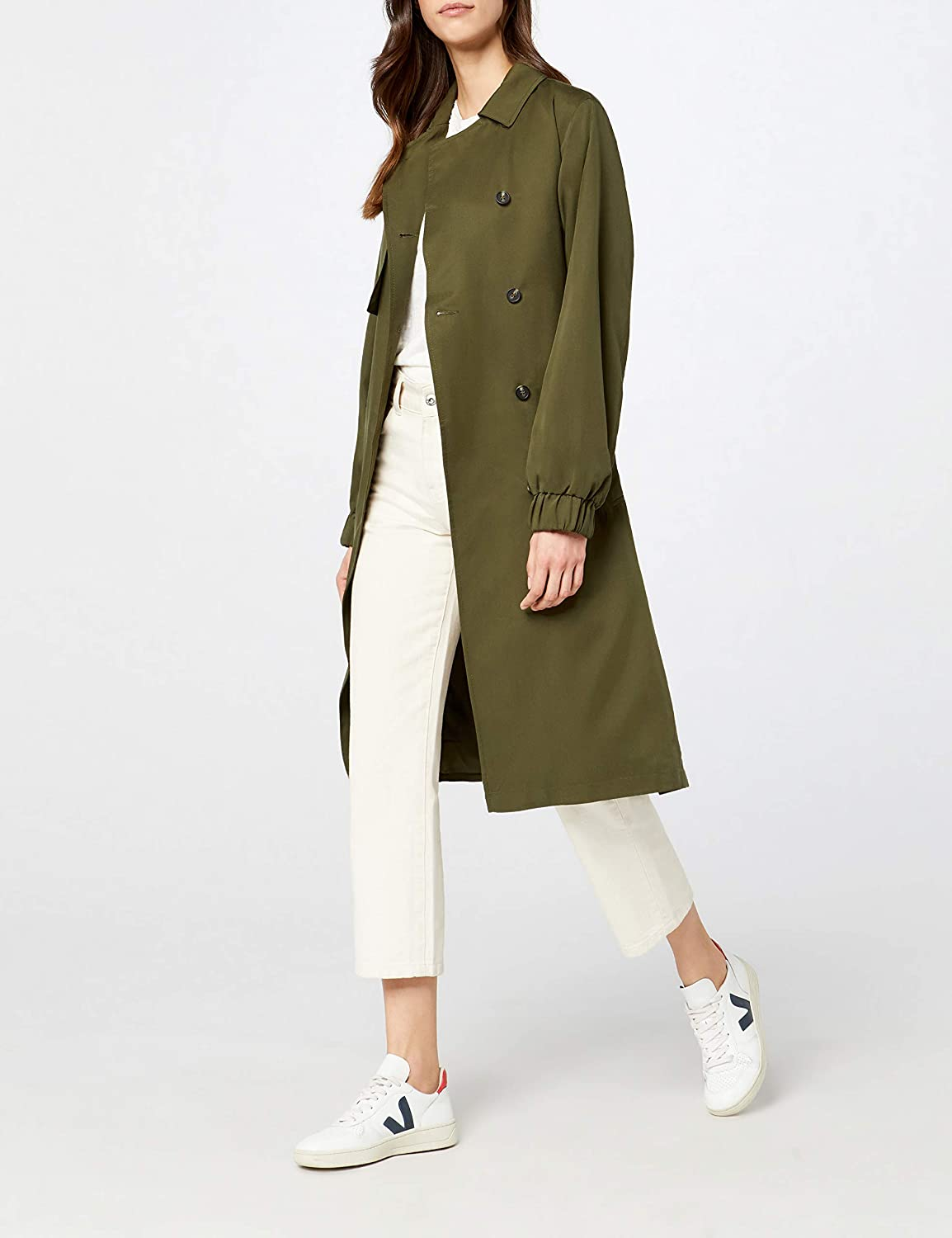 find. Women's Trench Belted Coat