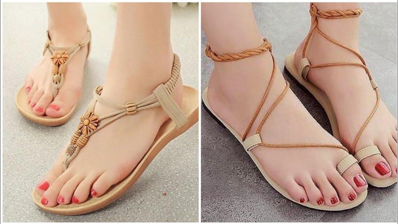 formal flat sandals