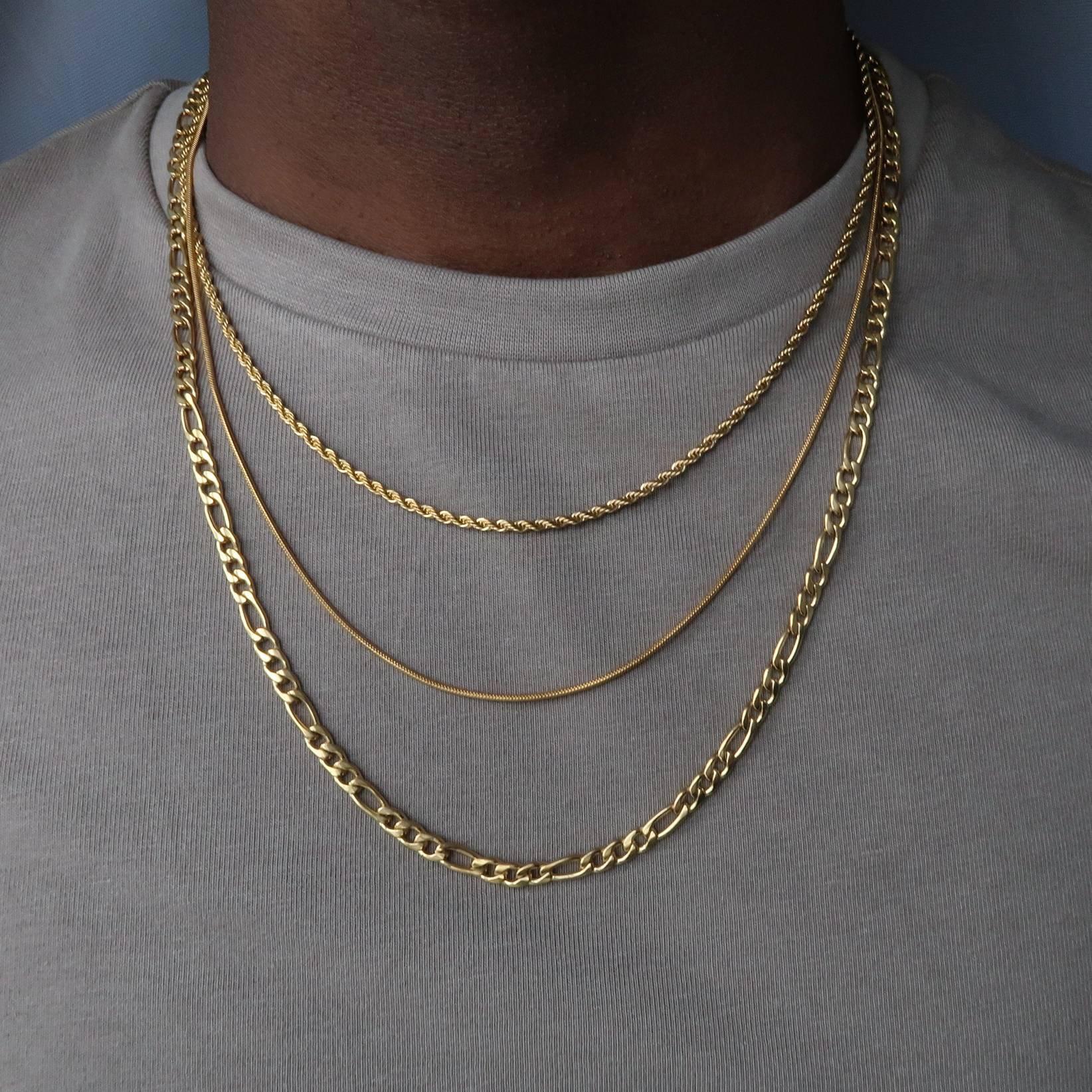 Men's Chain Necklaces