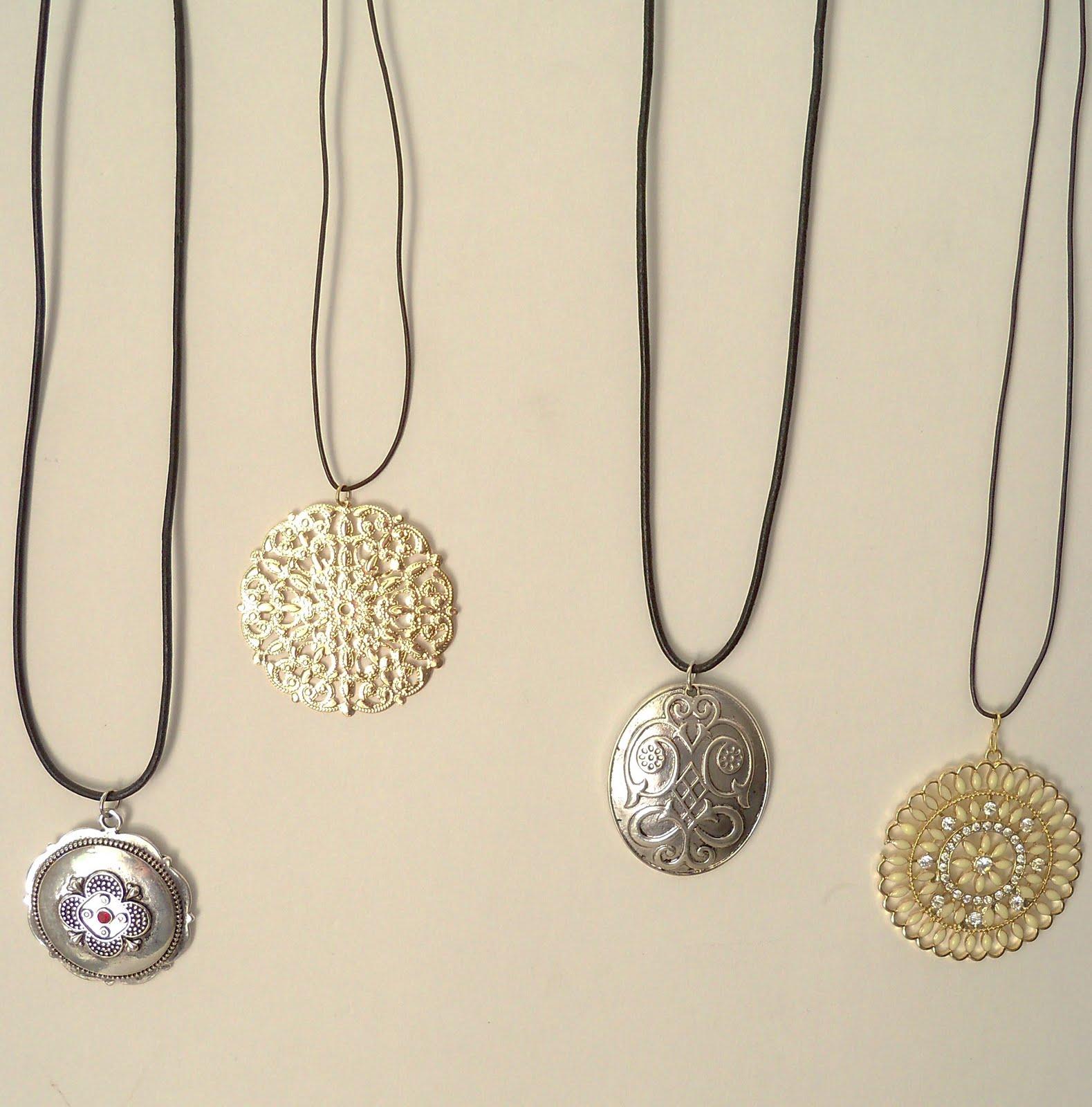 Men's Leather Necklace