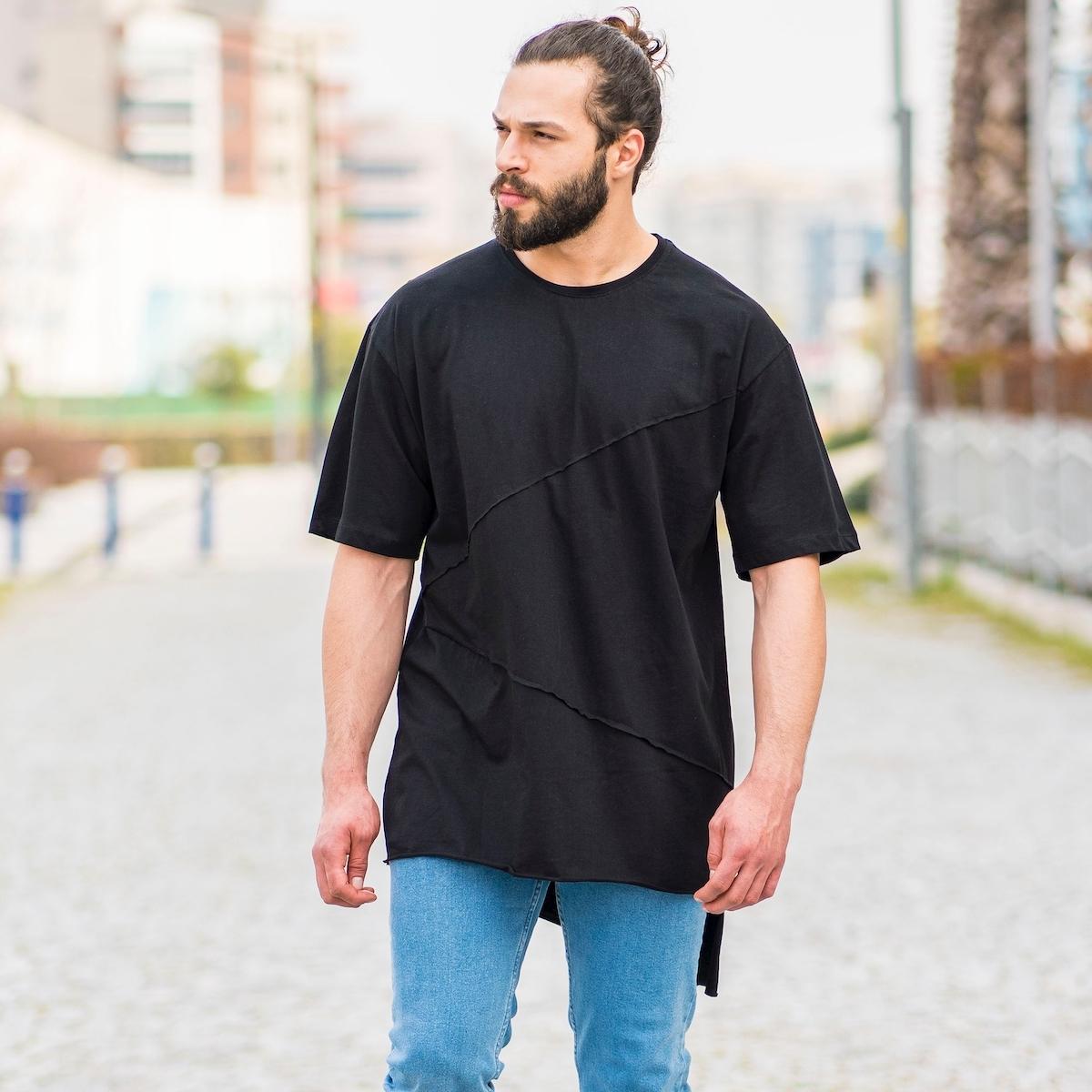 Oversized men shirt
