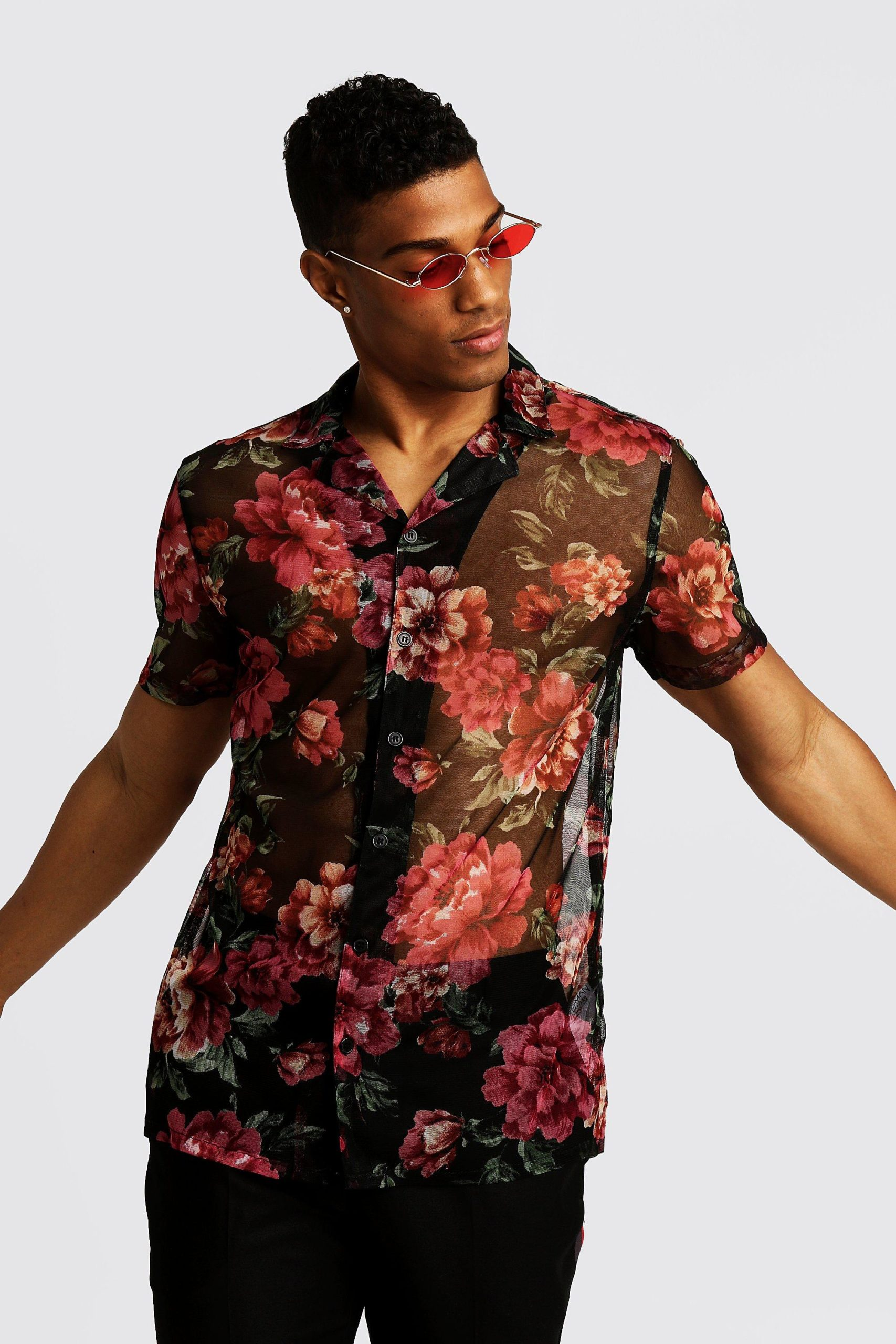 Mesh shirts