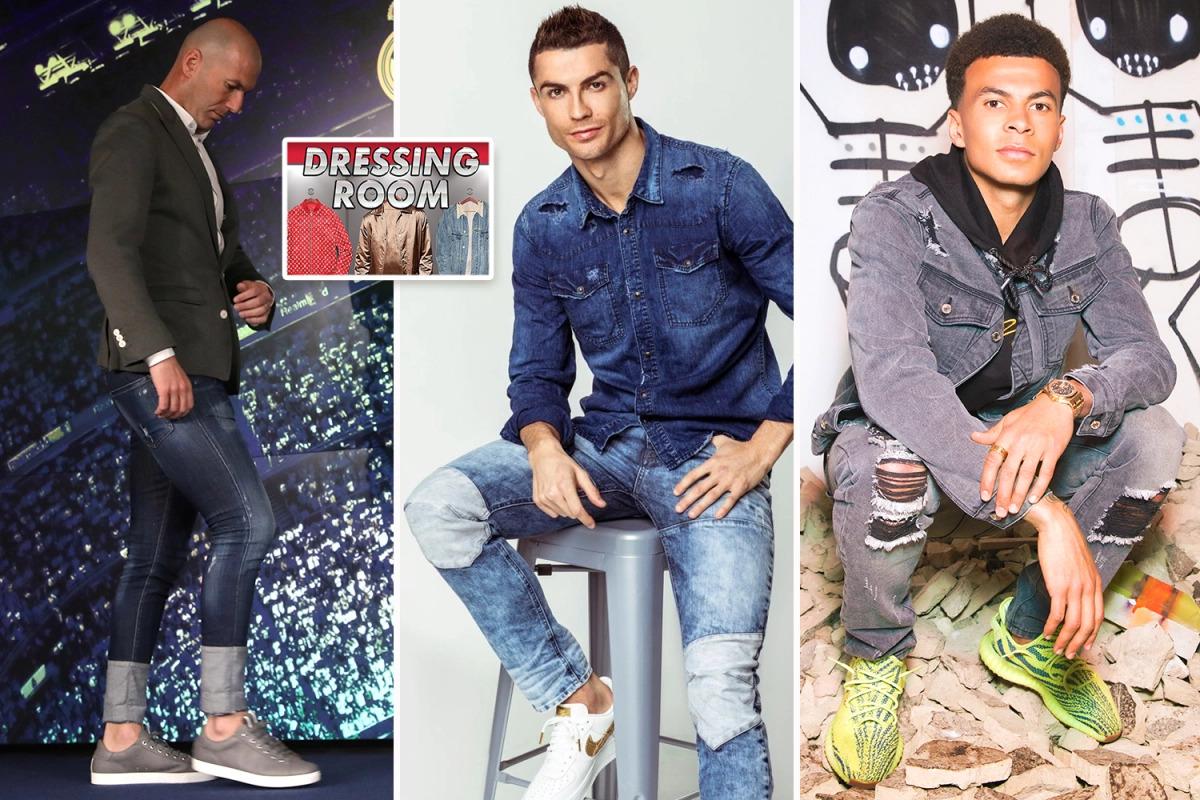 men's baggy jeans