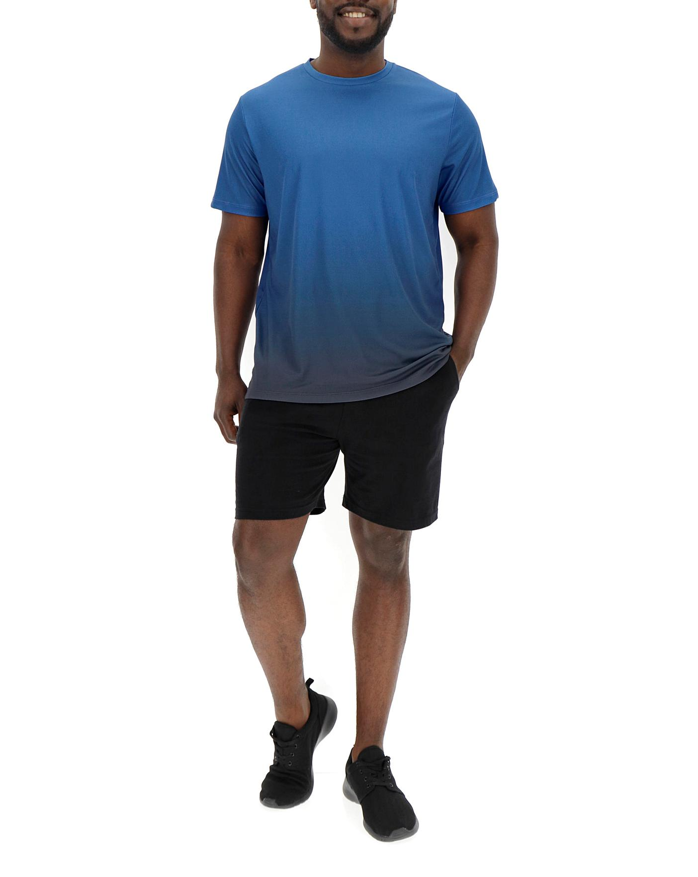 men's lounge shorts faded