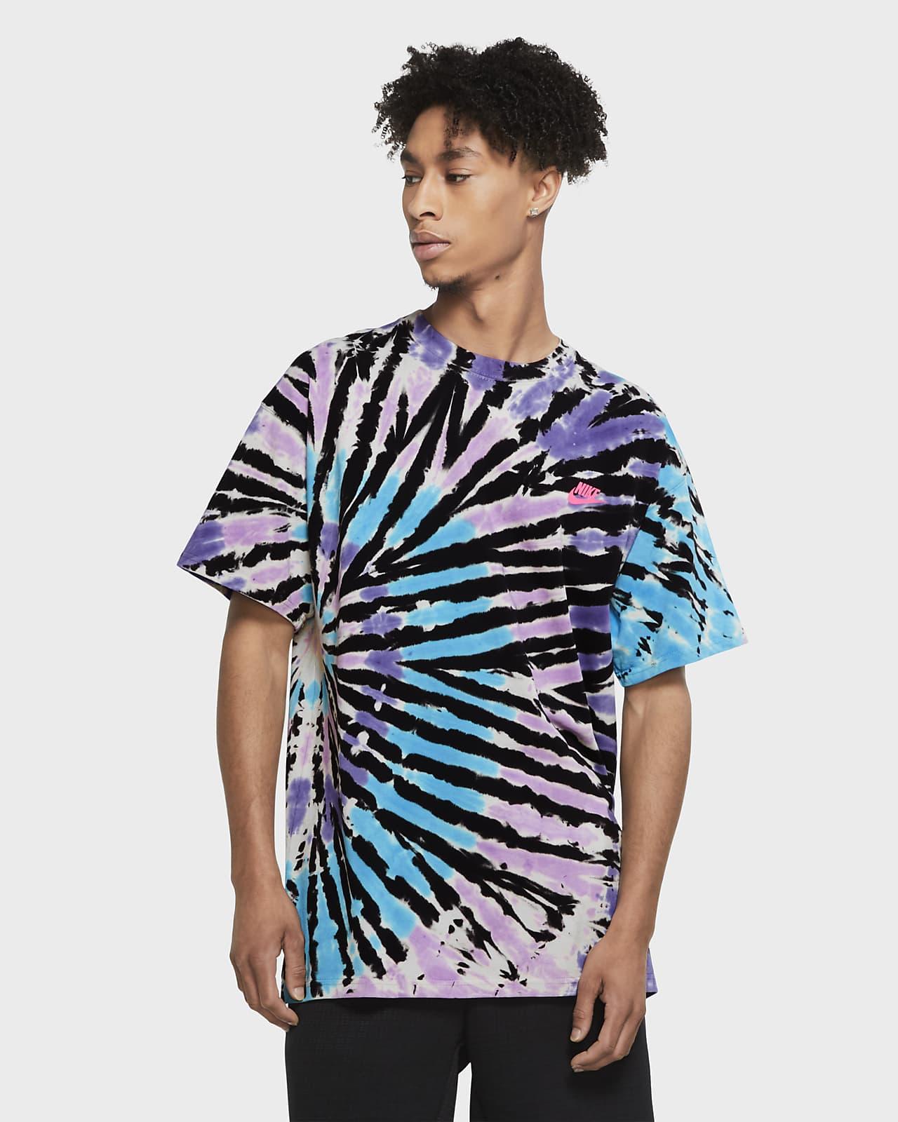 men's tie dye shirts
