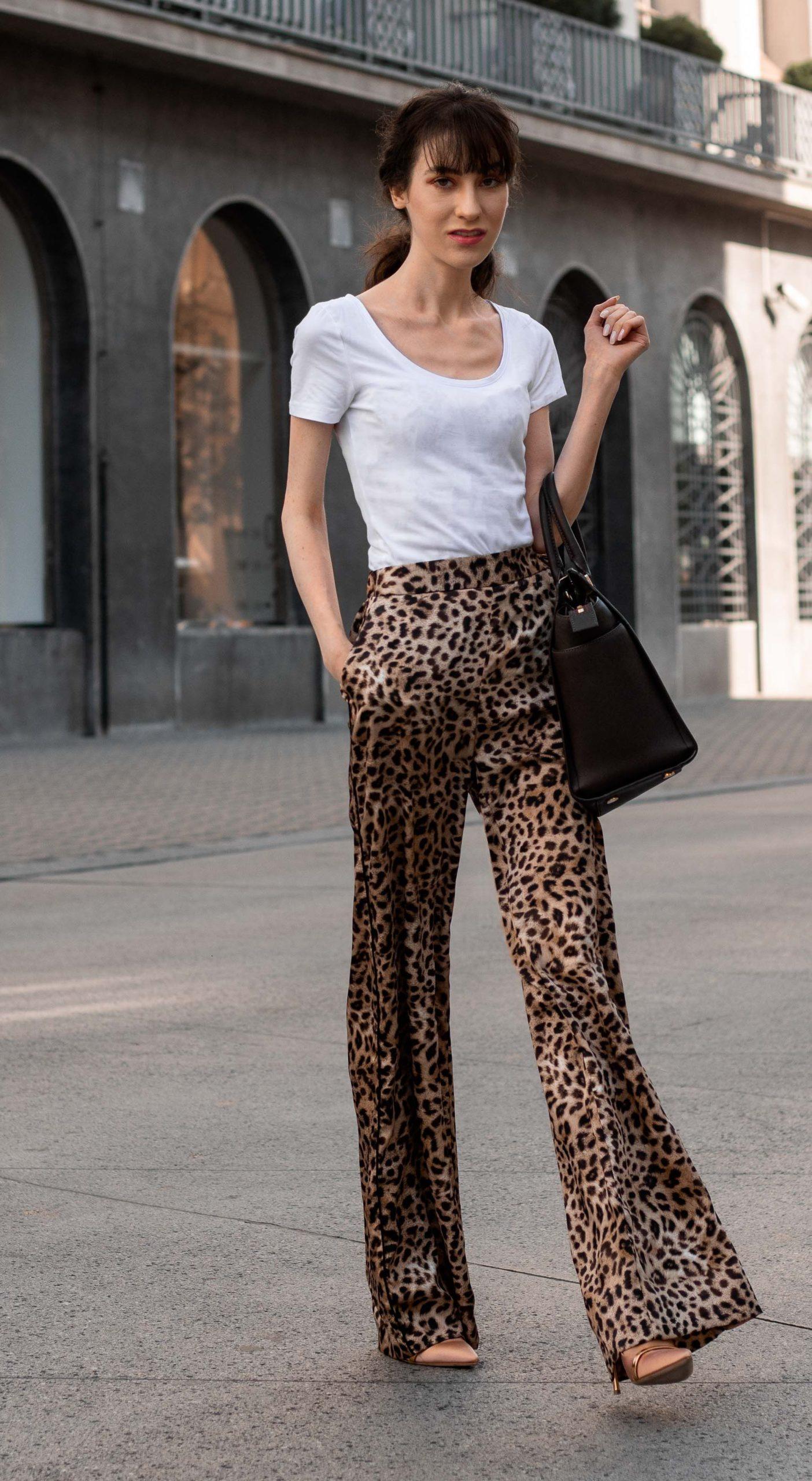 print pants for work