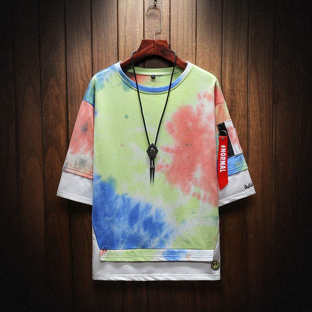 tie-dye-t-shirts