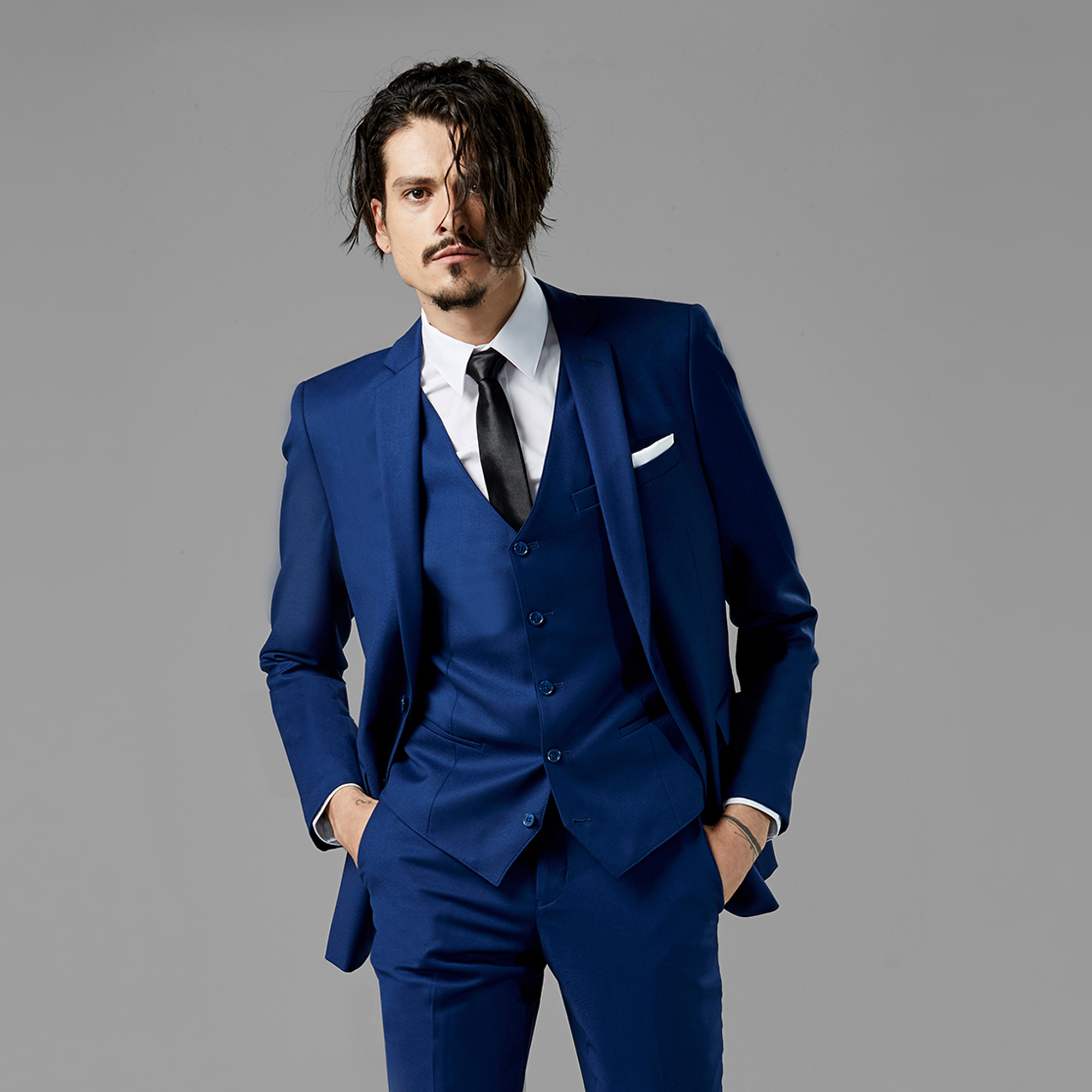 Men's tuxedo dress