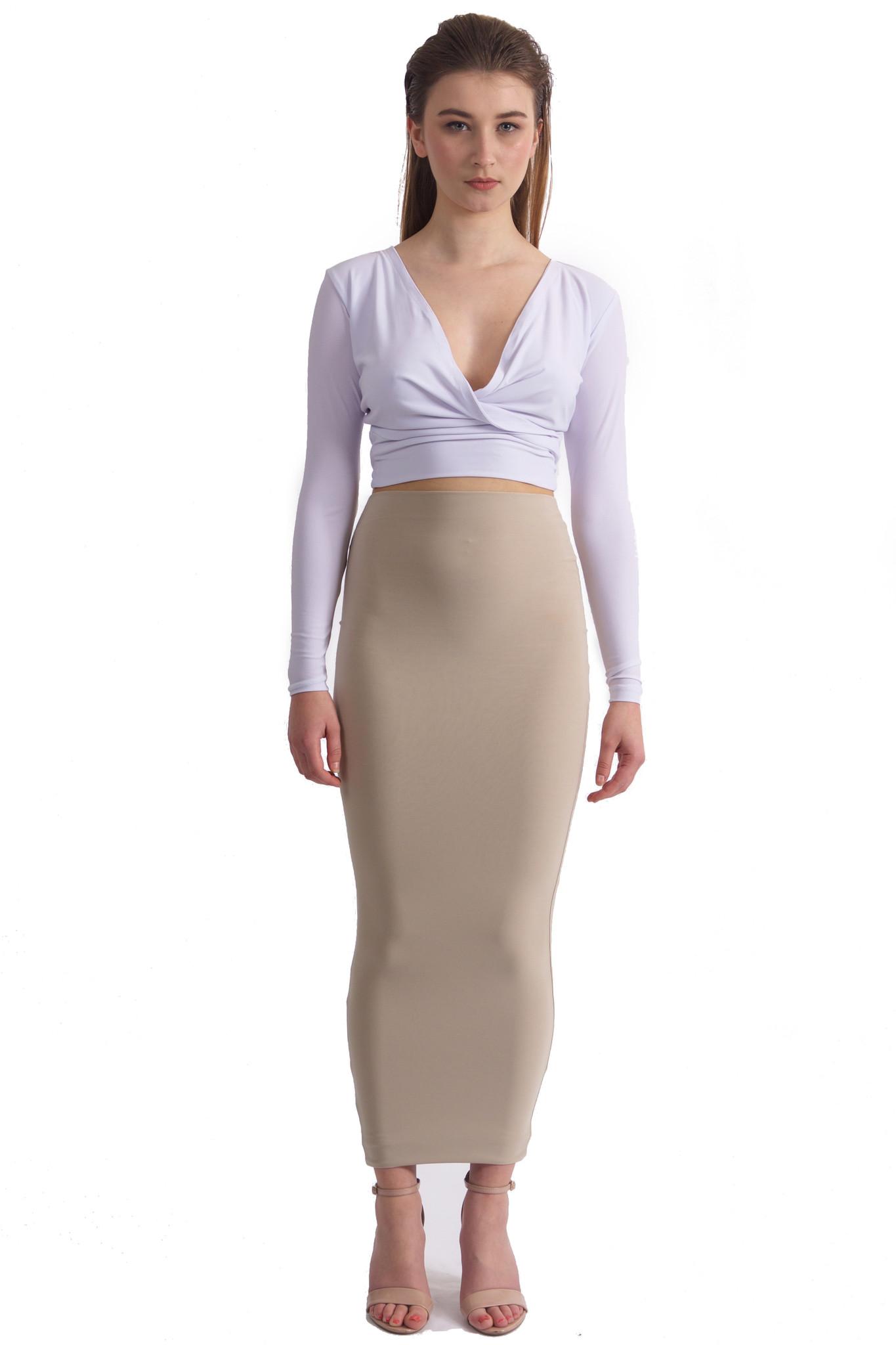 Maxi Tube Skirts