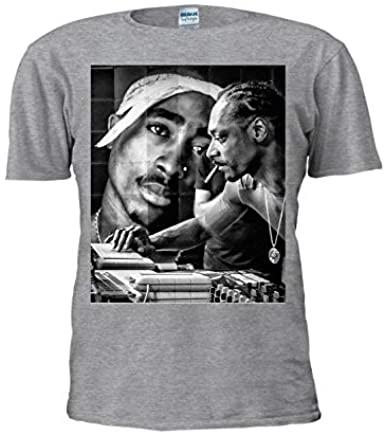 Tupac Shakur Westside Hip Hop Rap Tee Unisex Trendy Men T-Shirt