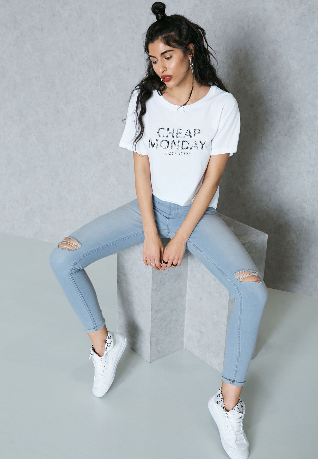 cheap Monday Skinny Jeans for women