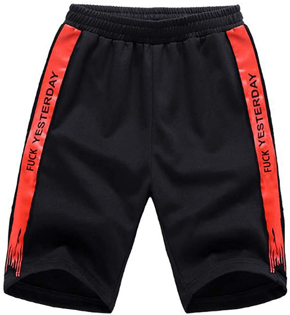 Rikay Shorts Sweatpants Fitness Joggers