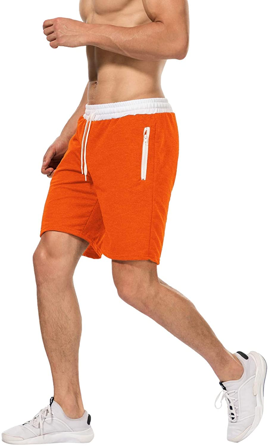 Men Loose Shorts Summer Casual Men Shorts Male Sweatpants