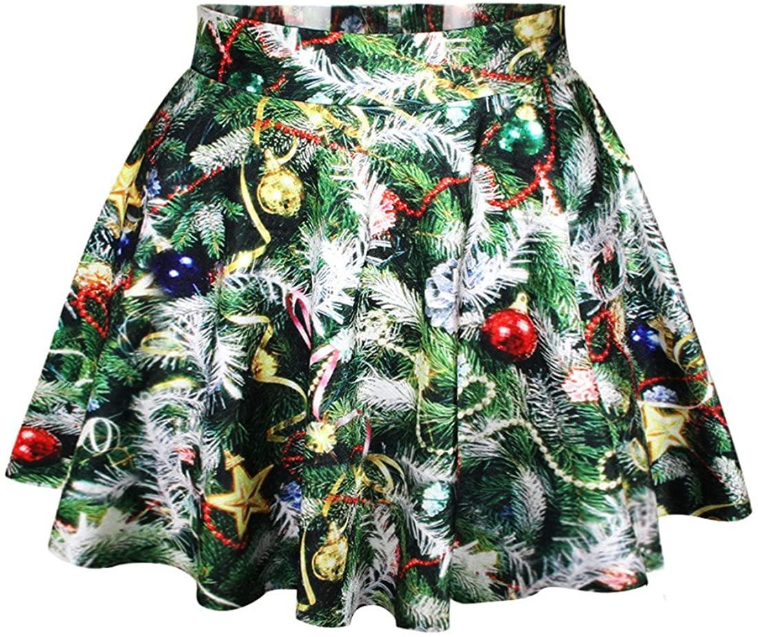 YICHUN Women Girls Mini Skirts