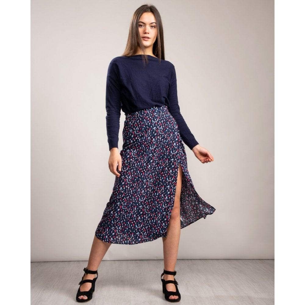 Alissa Wrap Skirt