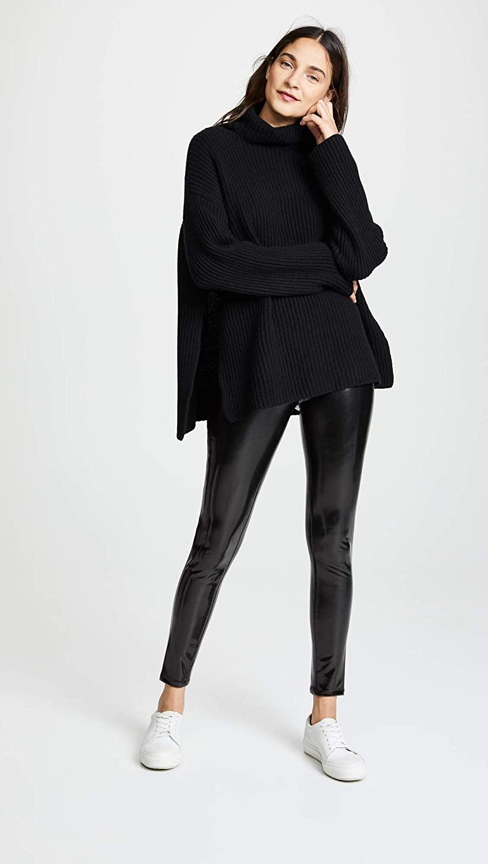 [BLANKNYC] Women's Vinyl Leggings Leggings